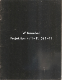 "Catalogus Stedelijk Museum 524: ""W. Knoebel""."