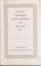 Best Verzorgde Boeken, de 1950
