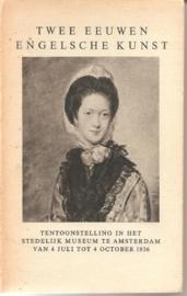 Catalogus Stedelijk Museum, zonder nummer: Twee eeuwen Engelsche Kunst