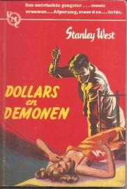 """West, Stanley: """"Dollars en demonen""""."""
