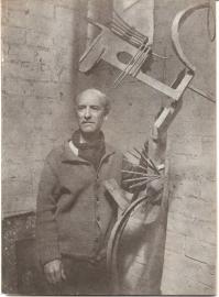 Catalogus Stedelijk Museum 131: Julio Gonzalez.