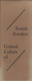Koolen, Frank: United Colors of -