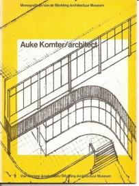 "Wit, Wim de: ""Auke Komter/architect""."