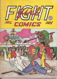 Girl Fight Comics no. 2