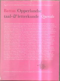Battus: Opperlandse taal- en letterkunde