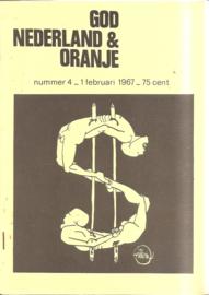 God Nederland en Oranje nummer 4