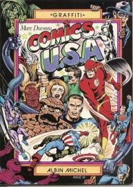 """Duveau, Marc: """"Comics U.S.A."""" *"""