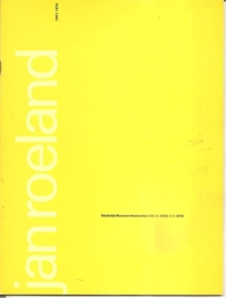 "Catalogus Stedelijk Museum 646: ""Jan Roeland'"