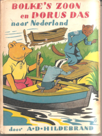 Hildebrand, A.D.: Bolke's zoon en Dorus Das naar Nederland