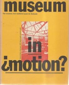 "Blotkamp, Carel e.a. (redactie): ""Museum in Motion / Museum in Beweging""."