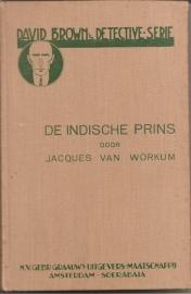 """Workum, Jacques van: """"De Indische prins""""."""
