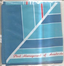 Port Management of Amsterdam: (dames)sjaaltje