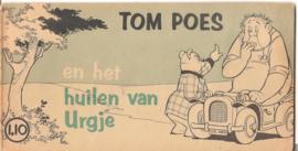 Tom Poes en de wilde wagen / en de wisselschat / en het huilen van Urgje