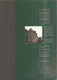 Amsterdamse documentaire foto-opdrachten '89-'91: Foto's voor de stad.