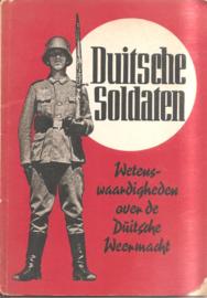 Lehmann, Otto: Duitsche soldaten