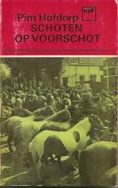 """Hofdorp, Pim: """"Schoten op Voorschot""""."""