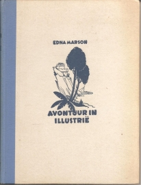 "Marson, Edna: ""Avontuur in Illustrië""."