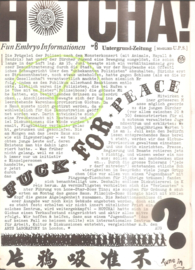 HOTCHA! nr. 8 (= Zwitsers undergroundblad)