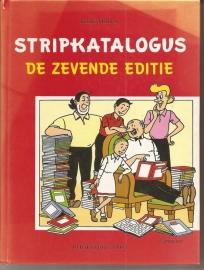 Stripkatalogus: De zevende editie. Gebonden uitvoering!