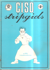 Ciso Stripgids 1: Willy Vandersteen