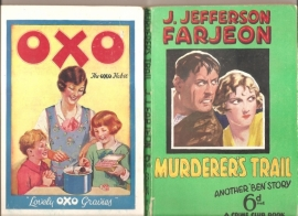 "Farjeon, J. Jefferson: ""Murderer`s Trial""."