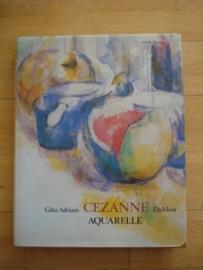 """Cézanne: """"Aquarelle"""""""