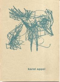 Catalogus Stedelijk Museum, zonder nummer: Karel Appel (1955)
