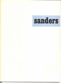 Catalogus Stedelijk Museum 231: Joop Sanders.