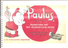 Paulus de Boskabouter: Avonturen met den veldkabouter Pieter (privé-uitgave)