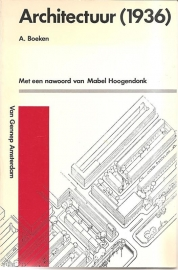 "Boeken, A.: ""Architectuur (1936)"""
