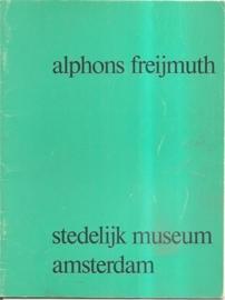 Catalogus Stedelijk Museum 612: Alphons Freijmuth