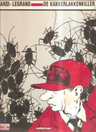 Tardi: De kakkerlakkenkiller