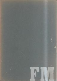Catalogus Boymans van Beuningen: Frans Masereel