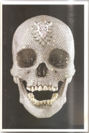 Hirst, Damien: The making of The Diamond Skull