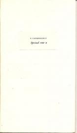 Speciaal voor U 1967