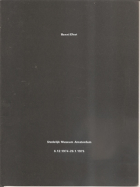 Catalogus Stedelijk Museum 573: Benni Elfrat