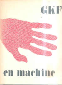 Catalogus Stedelijk Museum Amsterdam nr. 171: Hand en machine