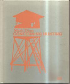 Dion, Mark: Concerning hunting