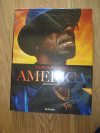 Serrano, Andres: AMERICA and other work