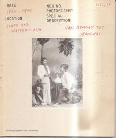 Groeneveld, Anneke (samenstelling): Van Bombay tot Shanghai