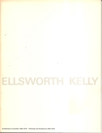 Catalogus Stedelijk Museum 663: Elsworth Kelly