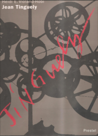 """Tinguely, Jean: """"Life and Work"""". (gereserveerd)"""