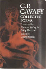 Cavafy, C.P.: Collected poems (gesigneerd)