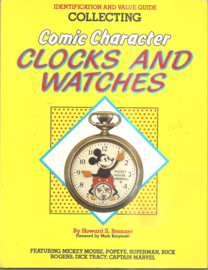 Collecting Comic Character Clocks and Watches