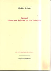 Sade, Markies de: Gesprek tussen een Priester en een Stervende