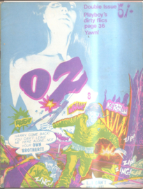 OZ magazine nr. 08 (inclusief poster Che Guevara)