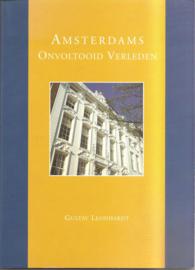 Leonhardt, Gustav: Amsterdams Onvoltooid Verleden