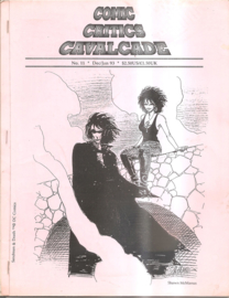 Comic Critics Cavalcade, nrs. 11, 13, 14 en 15