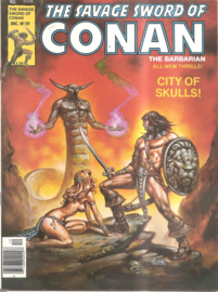 Conan, the savage world of -
