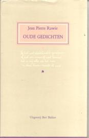 Rawie, Jean Pierre: Oude gedichten